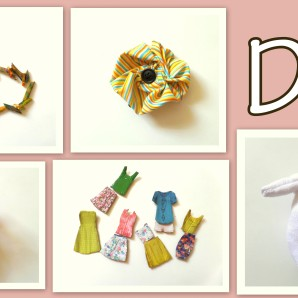 Video Tutorials with crafts to make with kids