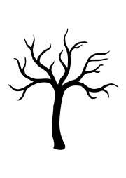tree png freedownload tree brach pattern tree figure without leaves